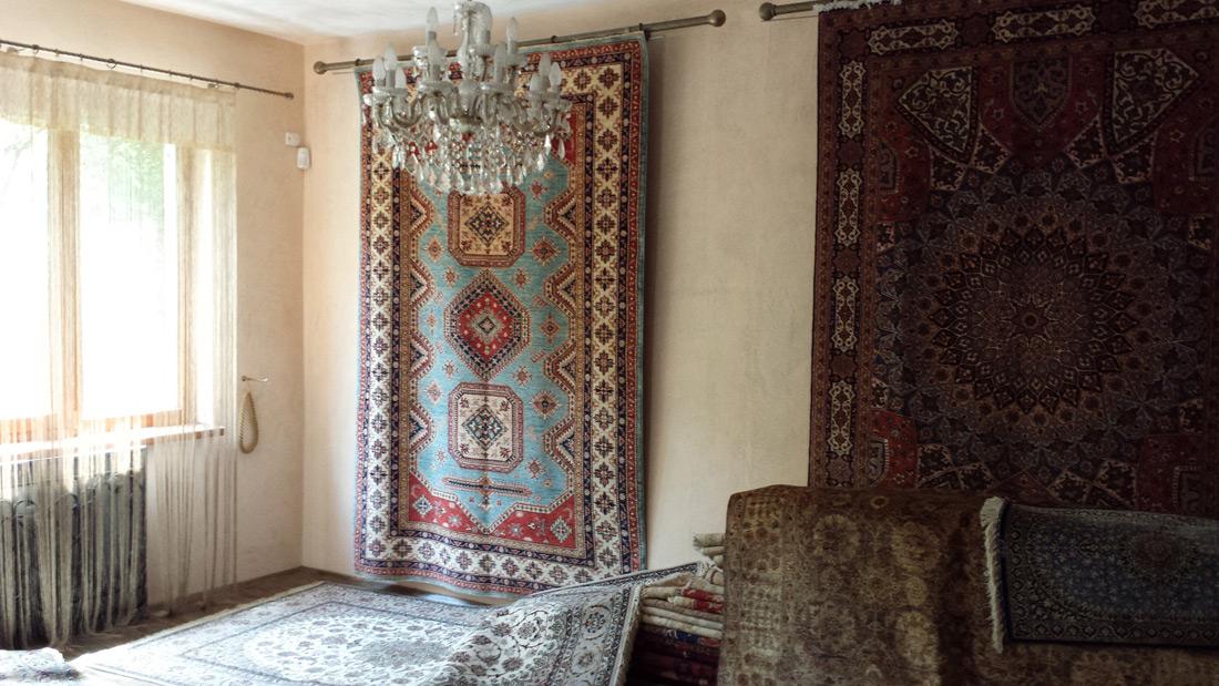магазин за оригинални килими