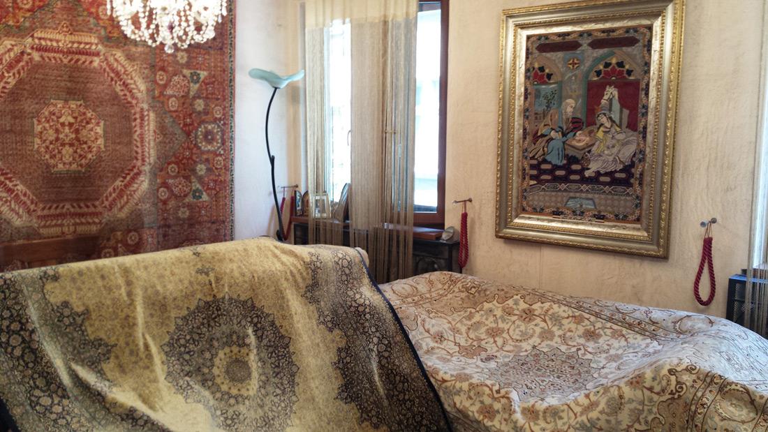 магазин за арабски килими